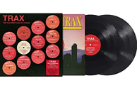 VARIOUS - Trax-Found.Of House [Vinyl]
