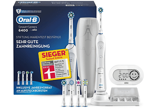 oral b elektrische zahnb rste smart series 6400 online. Black Bedroom Furniture Sets. Home Design Ideas