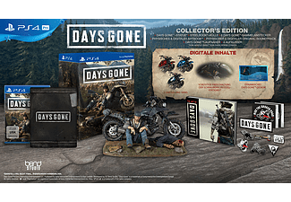 PS4 Days Gone Collectors Edition