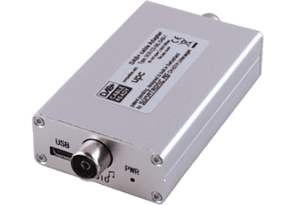 DISPLEX DCR-CD-56L-DAB Kabeladapter (Silber)