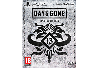 Days Gone Special Edition PlayStation 4