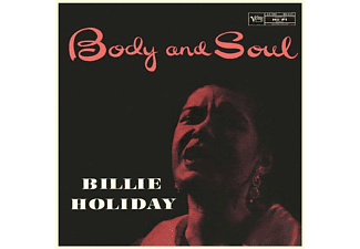 Billie Holiday - Body and Soul CD