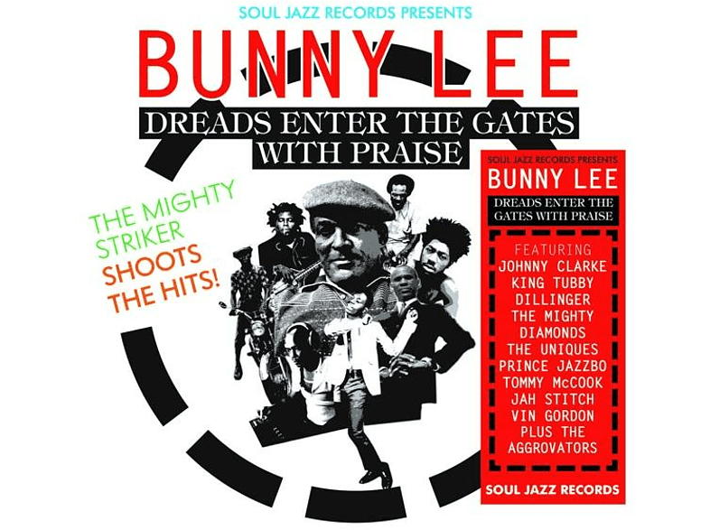 Bunny Lee - Dreads Enter The Gates With Praise [CD]