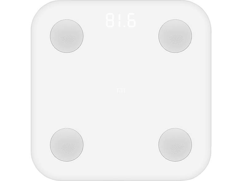 XIAOMI MI Body Composition Scale Personenwaage