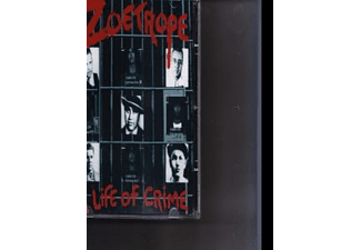 Zoetrope - A Life Of Crime - (CD)