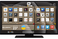 OK. ODL 43650UV-TIB UHD LED TV (Flat, 43 Zoll/109 cm, DCI 4K, SMART TV, Linux)