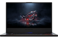 ASUS GX701GX-EV021R Zephyrus, Gaming Notebook, Core™ i7 Prozessor, 16 GB RAM, 1 TB SSD, GeForce RTX™ 2080 with Max-Q Design, Schwarz