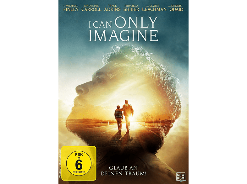 I Can Only Imagine [DVD]