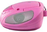 OK. ORC 133 PK Tragbares Stereoradio (Pink)