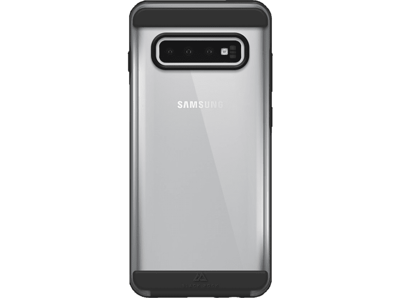 BLACK ROCK Air Robust , Backcover, Samsung, Galaxy S10, Polycarbonat, Schwarz