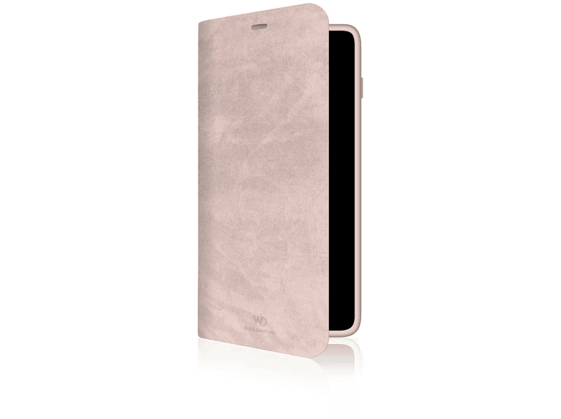 WHITE DIAMONDS ST Promise , Bookcover, Samsung, Galaxy S10+, Coral