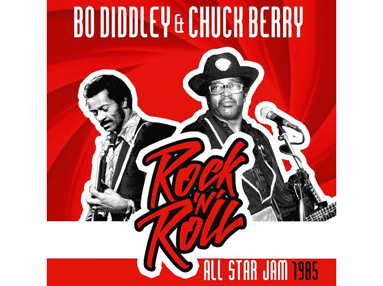 Diddley, Bo / Berry, Chuck - Rock'n Roll All Star Jam 1985 [CD]