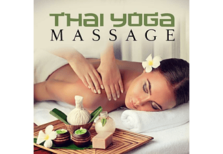 Relaxation Sounds - Thai Yoga Massage - (CD)