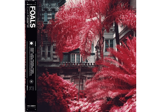 Foals - Everything Not Saved Will Be Lost CD