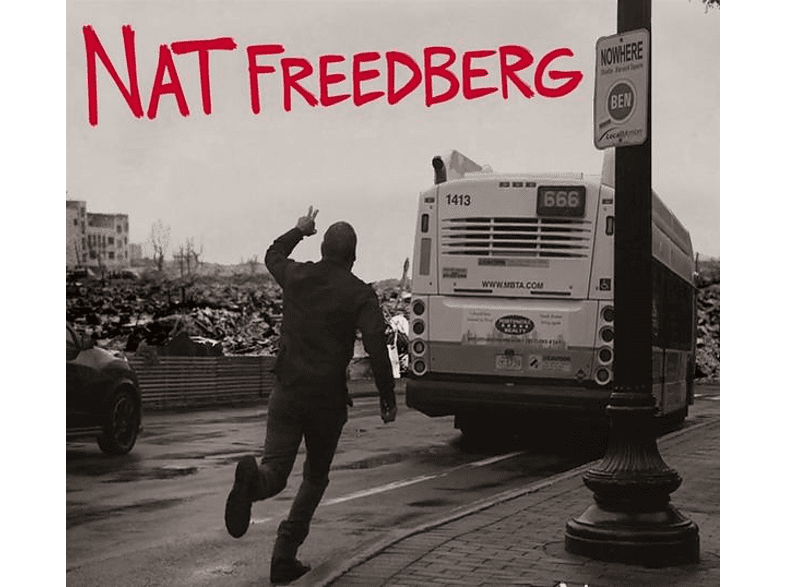 Nat Freedberg - Better Late Than Never [CD]