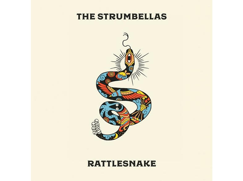 The Strumbellas - Rattlesnake (Ltd.Coloured Vinyl+MP3) [LP + Download]