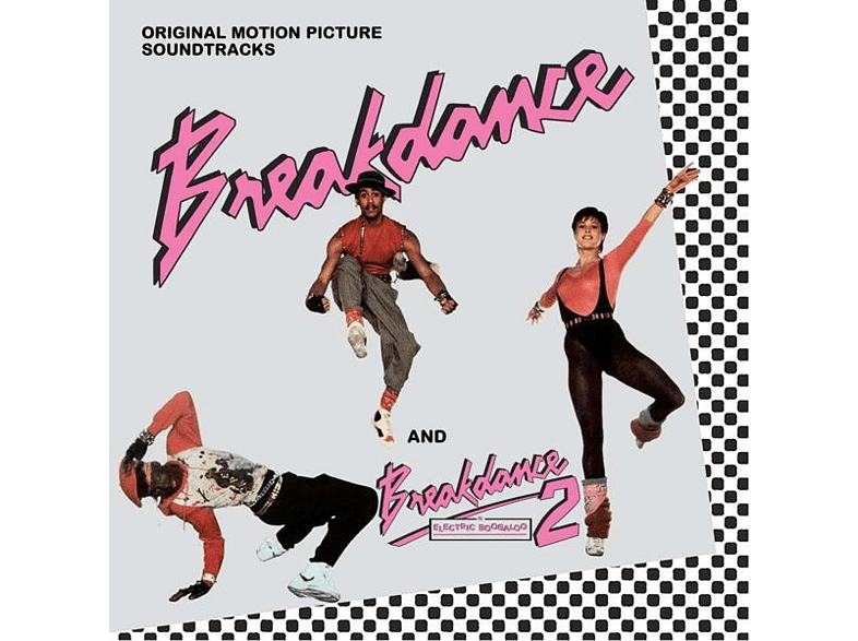 Electric Boogaloo - Breakdance/Breakdance 2 (OST) (Rem.2CD Edt.) [CD]