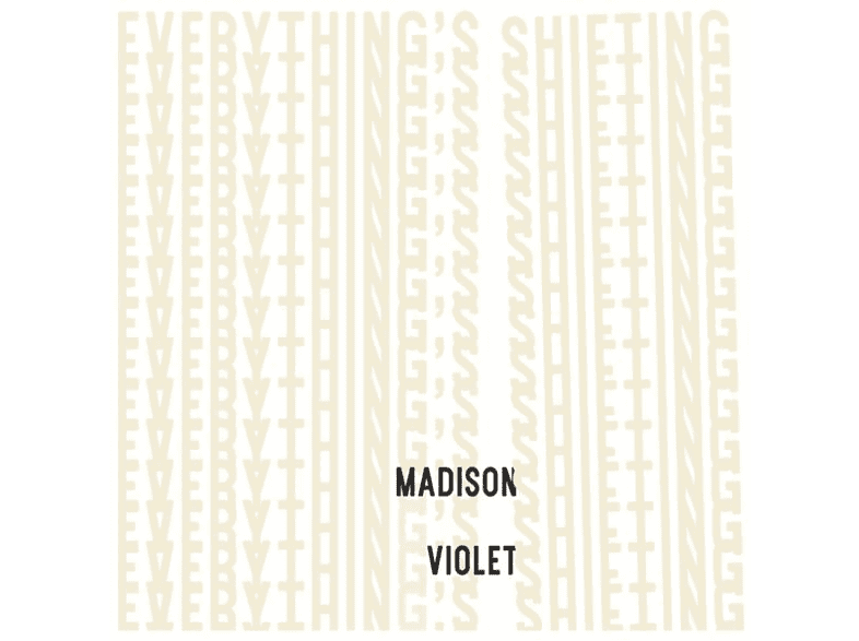 Madison Violet - Everything's Shifting [CD]