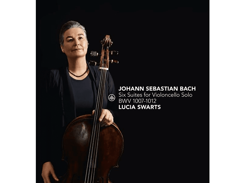 Lucia Swarts - Six Suites For Violoncello Solo BWV 1007-1012 [CD]