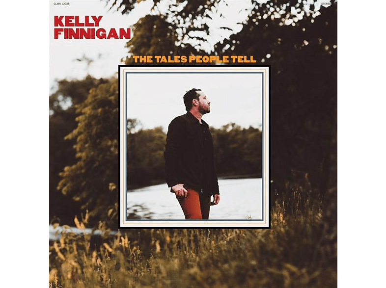 Kelly Finnigan - The Tales People Tell [CD]