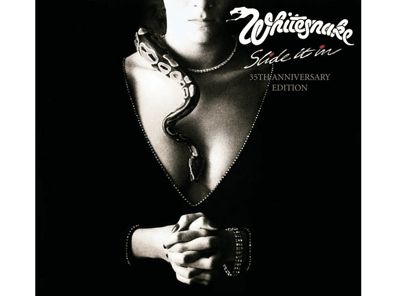 Whitesnake - Slide It In (Deluxe Edition) (2019 Remaster) [CD]