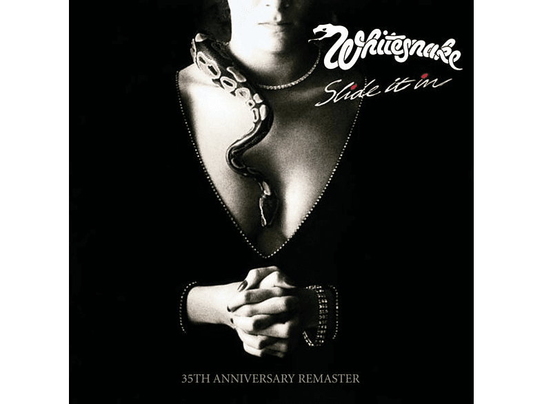 Whitesnake - Slide It In (US Mix) (2019 Remaster) [CD]