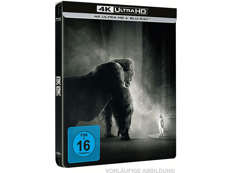 King Kong [4K Ultra HD Blu-ray]