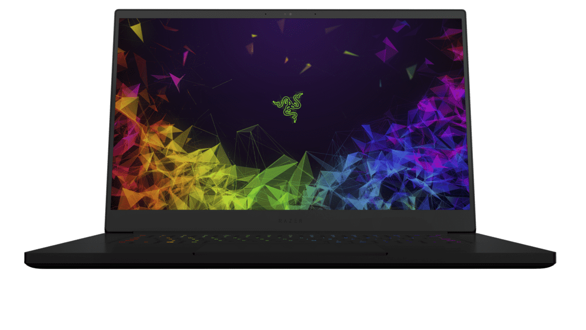 RAZER  Blade 15 Advanced Model (2019) Gaming Notebook mit Core™ i7, 16 GB RAM, 512 GB & GeForce RTX 2070 Max-Q in Schwarz | 08886419361527