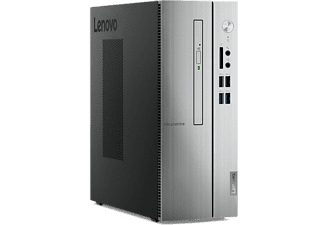 LENOVO IdeaCentre 510S, Desktop-PC, Core™ i5 Prozessor, 8 GB RAM, 256 GB SSD, Intel UHD-Grafik 630, Warm Silver