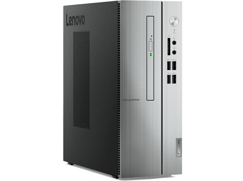 LENOVO IdeaCentre 510S, Desktop-PC, Core™ i5 Prozessor, 8 GB RAM, 256 GB SSD, Intel® UHD-Grafik 630, Warm Silver