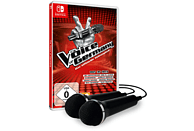 The Voice of Germany + 2 Mics [Nintendo Switch]