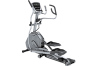 VISION FITNESS X40i Touch Ellipsentrainer, Silber/Grau