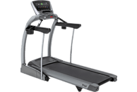VISION FITNESS TF40 Touch Laufband, Silber/Grau