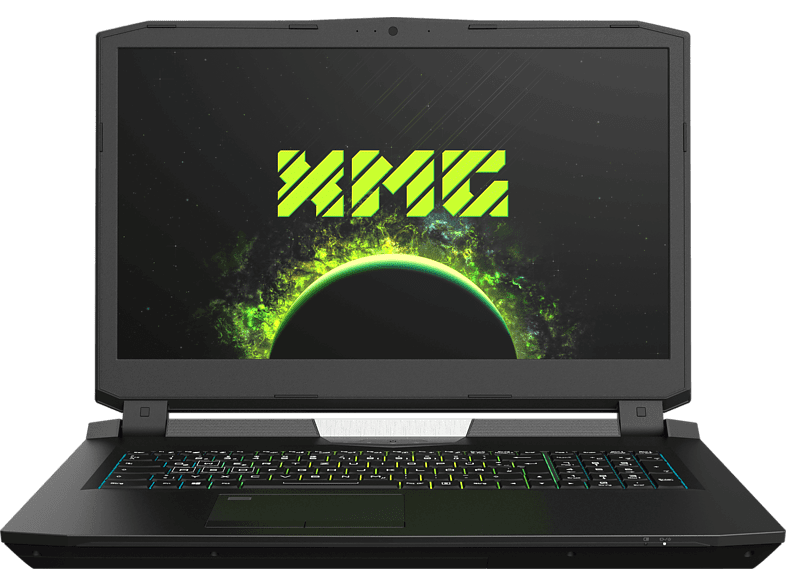 XMG ULTRA 17 - E19mtp , Gaming Notebook, Core i7 Prozessor, 16 GB RAM, 500 GB SSD, 1 TB HDD, GeForce RTX 2080, Schwarz
