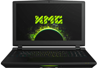 XMG ULTRA 15 - E19vmb, Gaming Notebook, Core i7 Prozessor, 16 GB RAM, 500 GB SSD, 1 TB HDD, GeForce RTX 2060, Schwarz