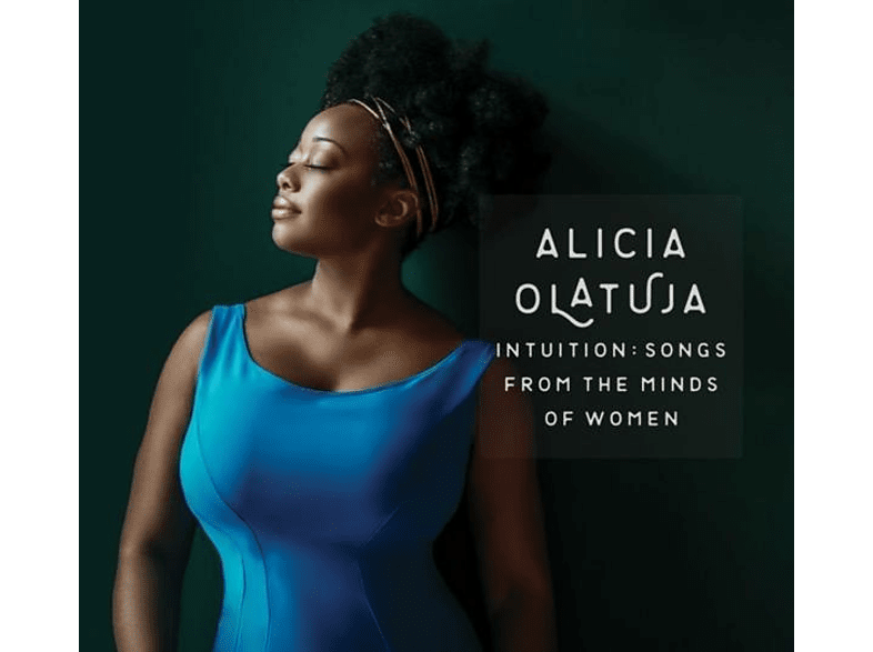 Alicia Olatuja - Intuition: Songs From The Minds Of Women [CD]