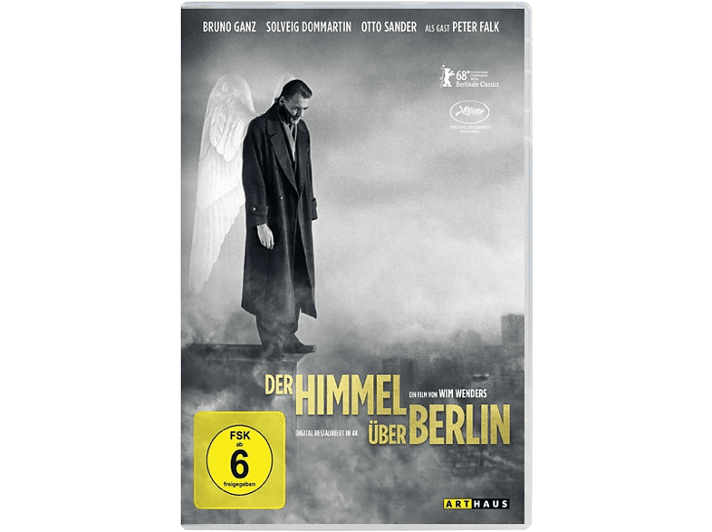Himmel über Berlin,Der/Digital Remastered [DVD]