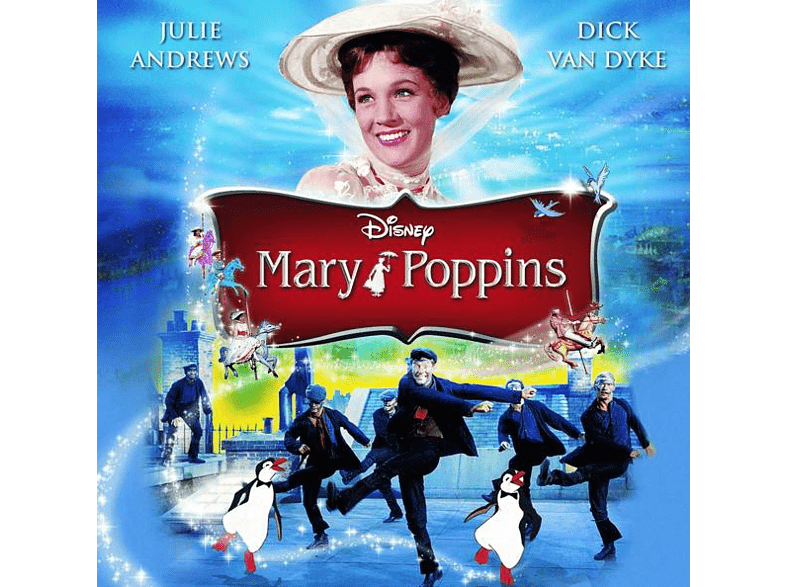 VARIOUS - Mary Poppins (Vinyl 2LP) [Vinyl]