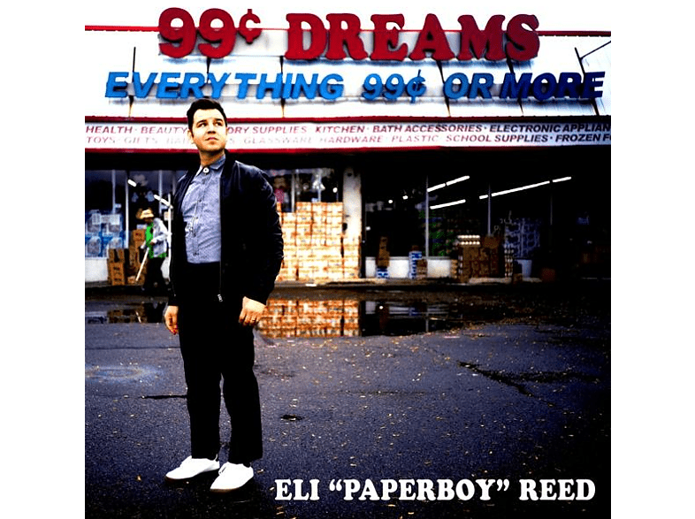 "Eli ""paperboy"" Reed - 99 Cent Dreams [LP + Download]"