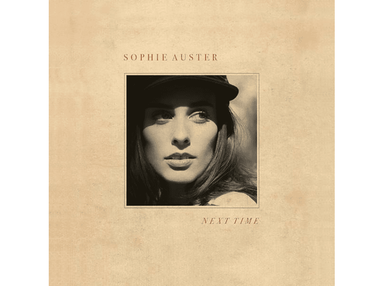Sophie Auster - Next Time [CD]