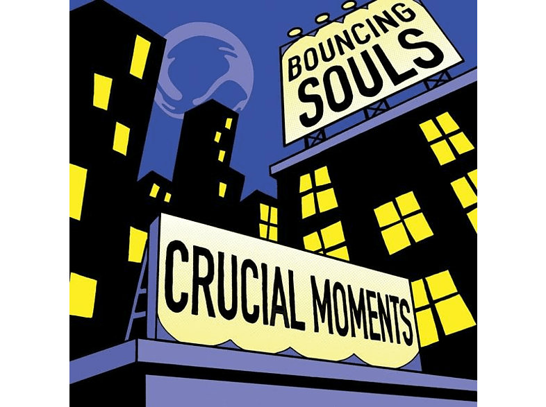 The Bouncing Souls - Crucial Moments (EP) [Vinyl]