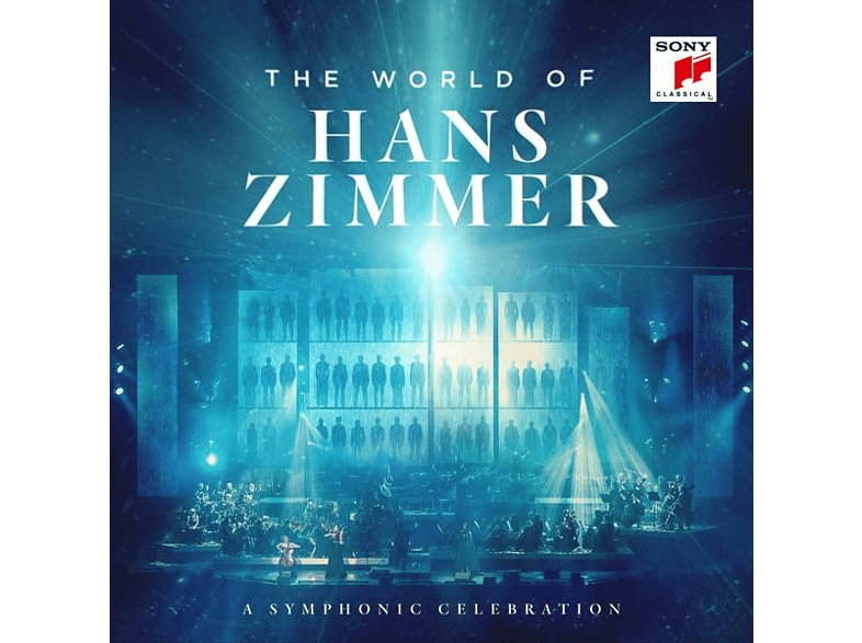 Lisa Gerrard, ORF Vienna Radio Symphony Orchestra - The World of Hans Zimmer-A Symphonic Celebration [CD]