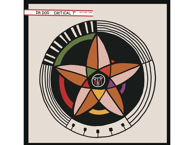 "Dr. Dog - Critical 7"" [Vinyl]"