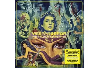 VARIOUS - VAULT OF HORROR 2 (+CD) - (LP + Bonus-CD)