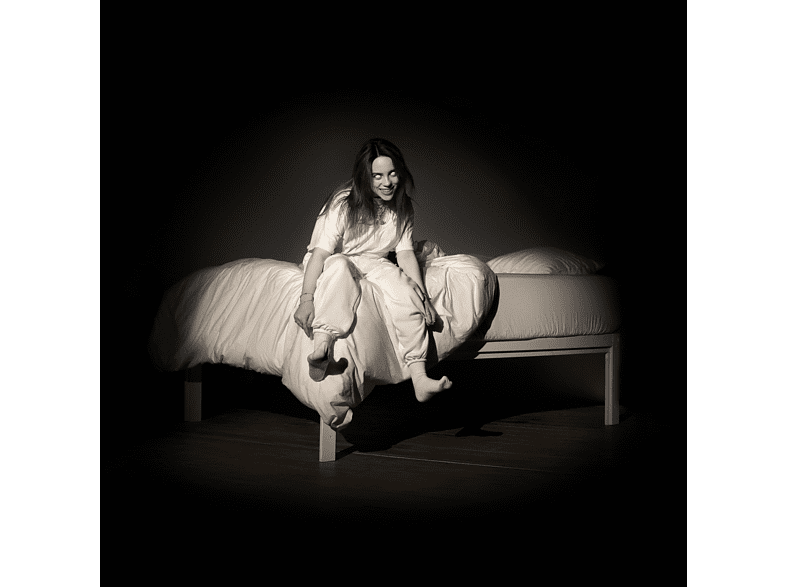 Billie Eilish - When We All Fall Asleep, Where Do We Go? (Exklusive Limited Copper Orange Edition) [Vinyl]