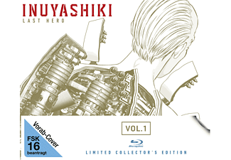 Inuyashiki Last Hero Vol.1 BD (Limited Collector' - (Blu-ray)
