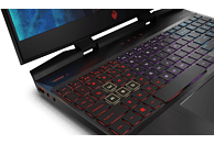 HP OMEN 15-DC1307NG, Gaming Notebook, Core™ i5 Prozessor, 8 GB RAM, 128 GB SSD, 1 TB HDD, GeForce RTX 2060 , Shadow Black