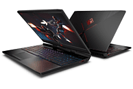 HP OMEN 15-DC1303NG, Gaming Notebook, Core™ i7 Prozessor, 16 GB RAM, 256 GB SSD, 1 TB HDD, GeForce RTX 2070 , Shadow Black
