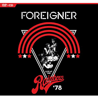 Foreigner - Live At The Rainbow '78 [DVD + CD]