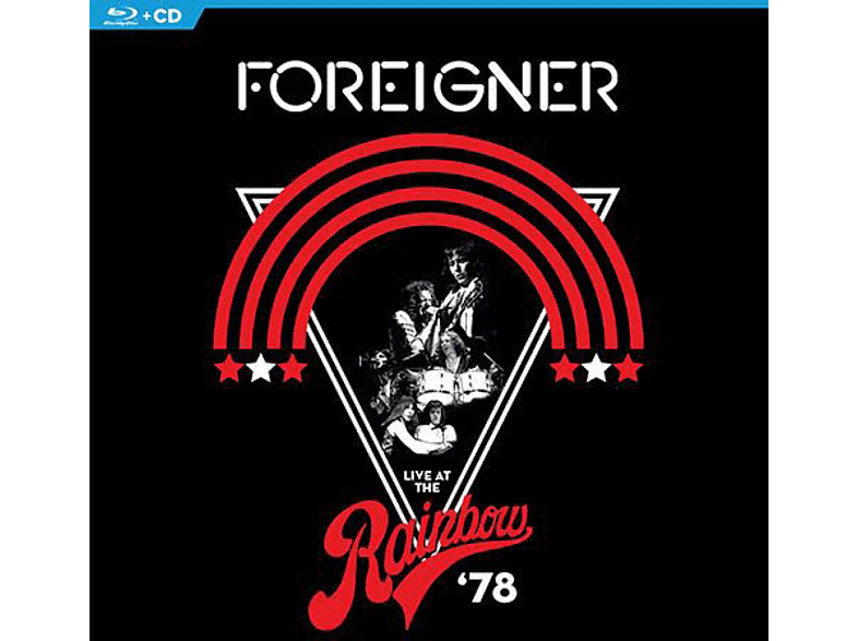 Foreigner - Live At The Rainbow '78 [Blu-ray + CD]